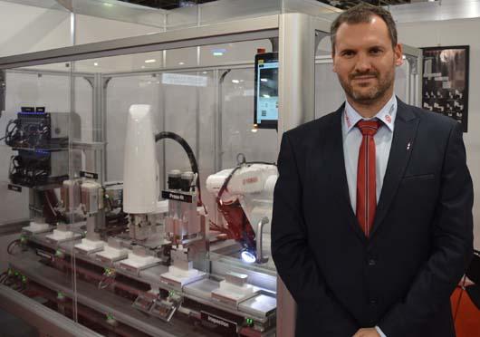 Szabó Sándor az Industrial Support Zrt. vezérigazgatója