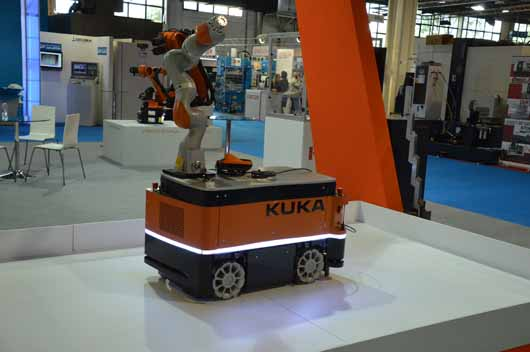 KUKA Mobil Platform