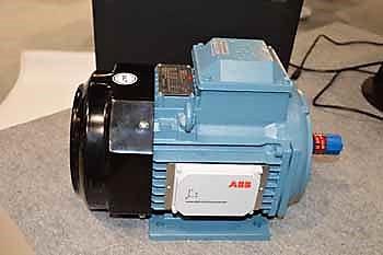 ABB Ability™ Smart Sensor motor